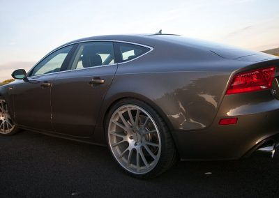 Audi A7 Lowered