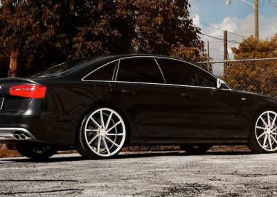 Audi S6 Lowered