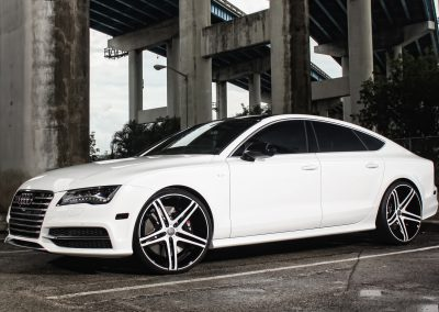Audi S7 Lowered